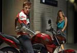 Honda CB 150 Invicta 5