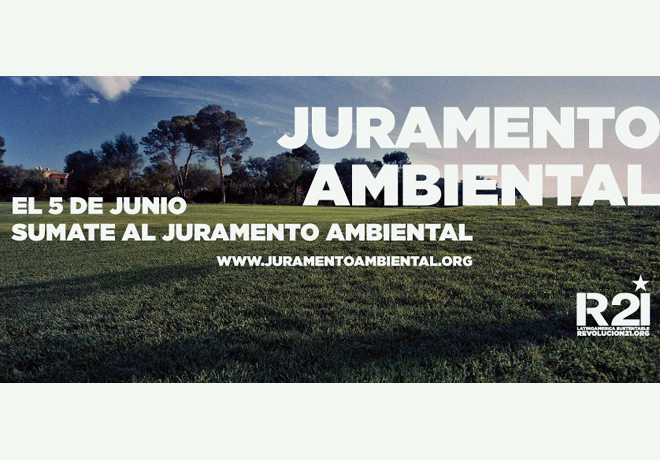 Imagination by Peugeot - Juramento Ambiental