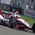IndyCar - Detroit - Carrera 2 - Helio Castroneves