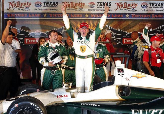 IndyCar - Texas - Ed Carpenter