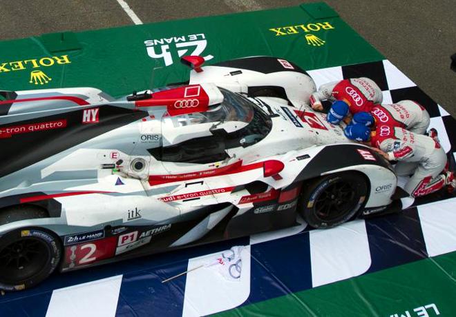 Le Mans - Doblete de Audi en la 82da Edicion de las 24 Horas 1