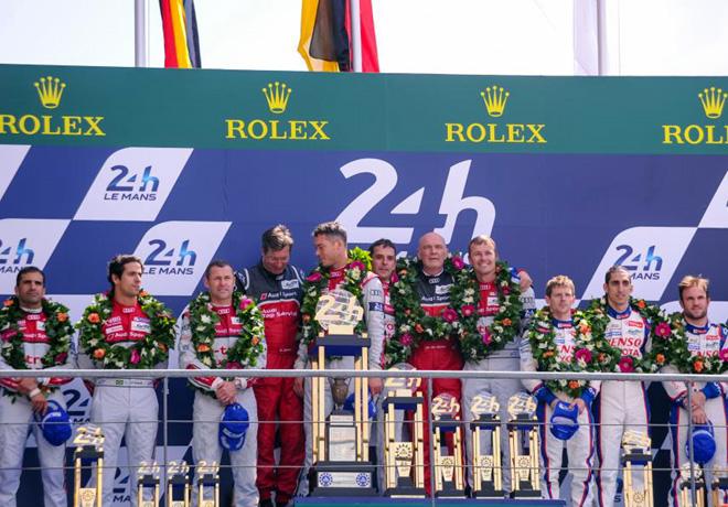 Le Mans - Doblete de Audi en la 82da Edicion de las 24 Horas 3