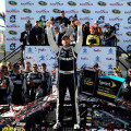 NASCAR - Dover - Jimmie Johnson en el Victory Lane