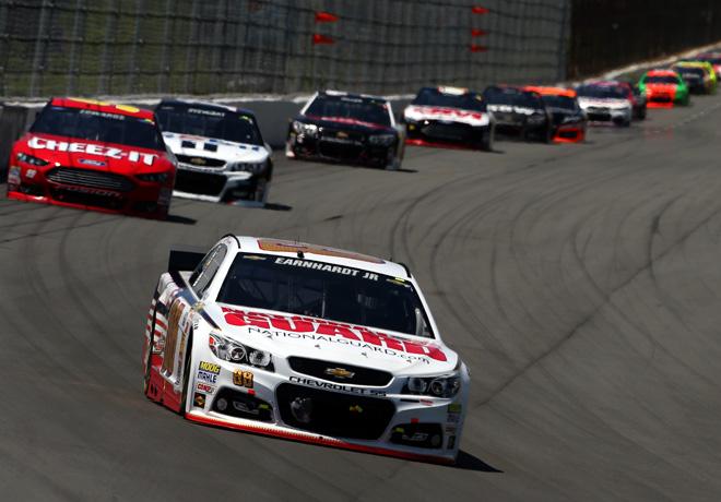 NASCAR - Pocono - Dale Earnhardt Jr - Chevrolet SS
