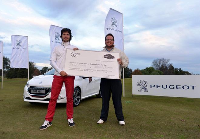 Peugeot Golf Tour 3