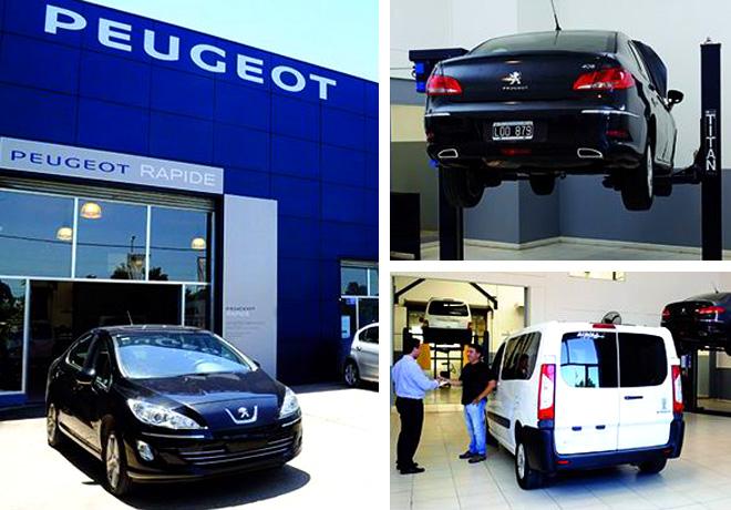 Peugeot Rapide