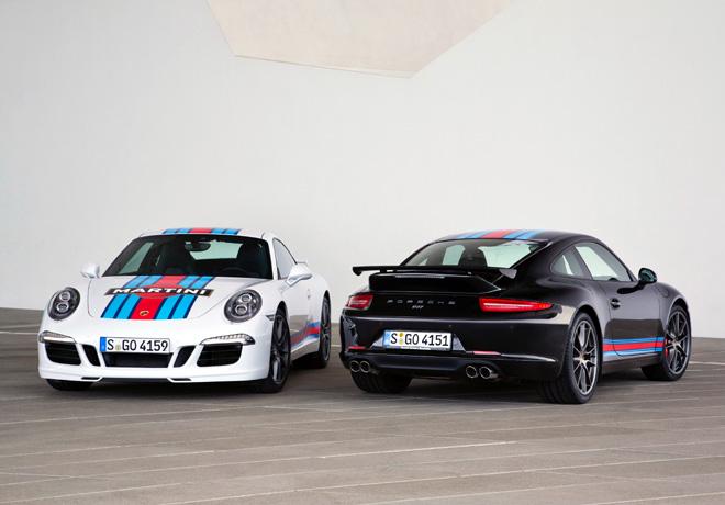 Porsche 911 Carrera S Martini Racing Edition 1