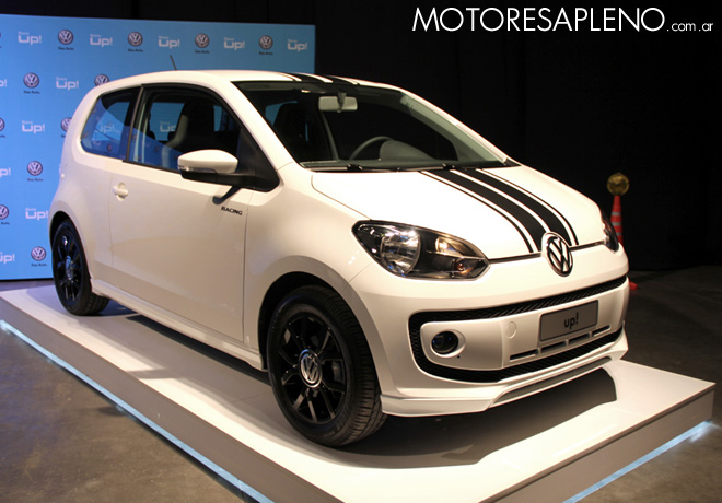 Presentacion VW UP 00