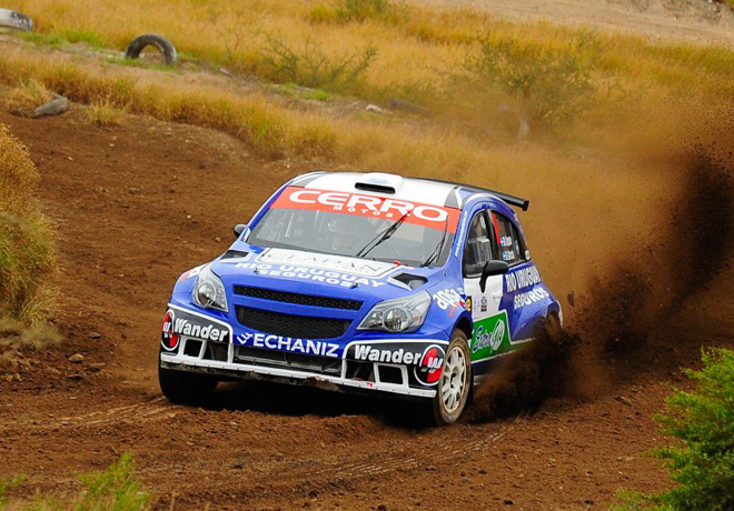 Rally Argentino - Catamarca 2014 - Final - Marcos Ligato - Chevrolet Agile