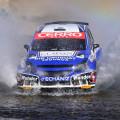 Rally Argentino - Catamarca 2014 - Marcos Ligato - Chevrolet Agile