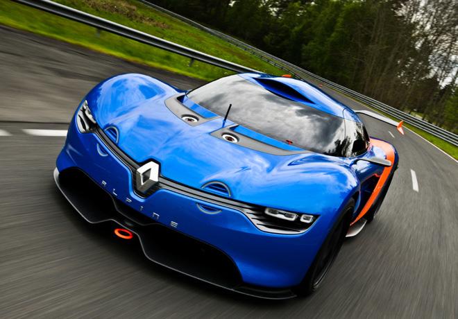 Renault Alpine A110-50