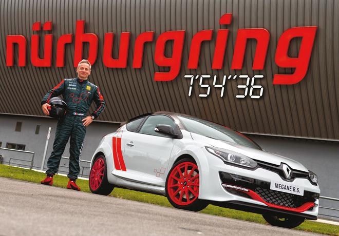 Renault Megane RS 275 Trophy - Nurburgring 5