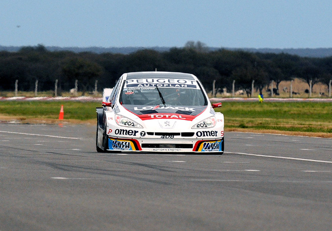 STC2000 - Toay - La Pampa - Agustin Canapino - Peugeot 408