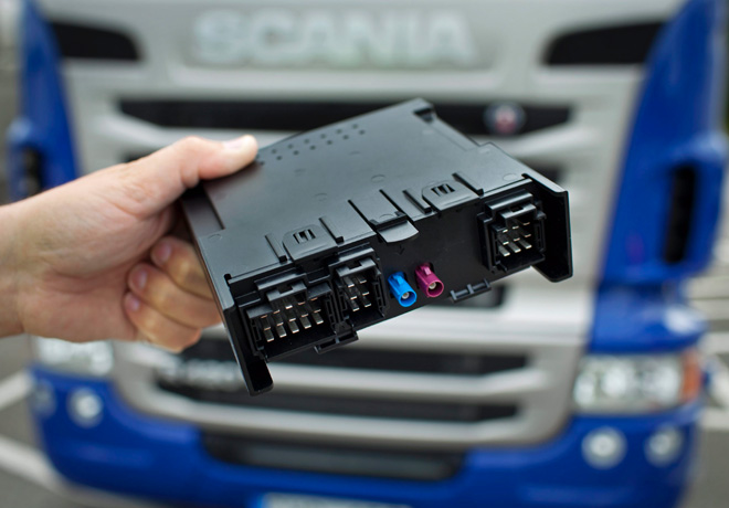 Scania - Gestion de Flotas
