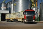 Scania R580 V8 Bitren - Cerealero