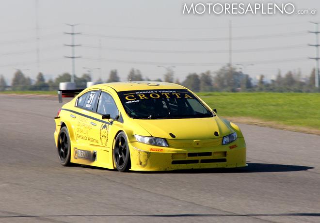 TC2000 - Buenos Aires - Carlos Merlo - Honda Civic
