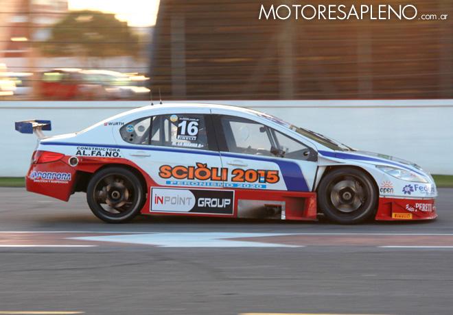 TC2000 - Buenos Aires - Marcelo La Manna - Peugeot 408