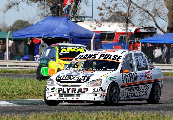 TN - San Jorge 2014 - Clase 2 - Ever Franetovich - Chevrolet Corsa