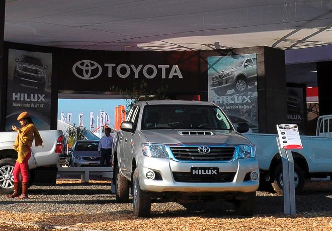 Toyota - Agroactiva 2014