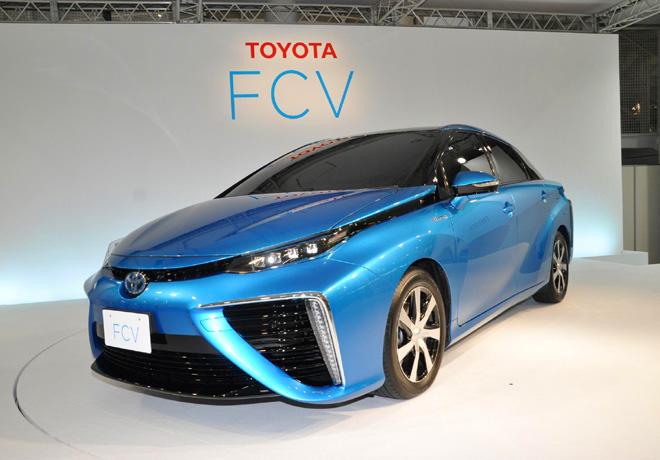 Toyota FCV 1
