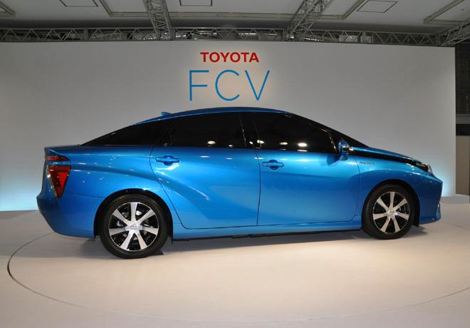 Toyota FCV 2