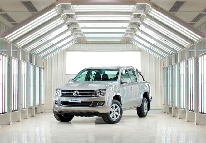 VW Amarok Model Year 2015 1