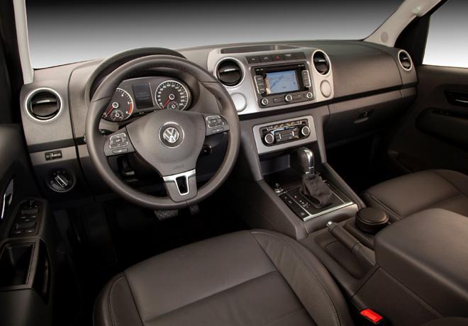 VW Amarok Model Year 2015 2