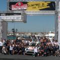 WRC - Italia 2014 - Final - Sebastien Ogier en el Podio