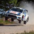 WRC - Polonia 2014 - Dia 2 - Sebastien Ogier - VW Polo R