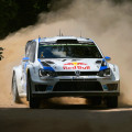 WRC - Polonia 2014 - Dia 3 - Sebastien Ogier - VW Polo R