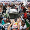 WRC - Polonia 2014 - Final - Sebastien Ogier - VW Polo R