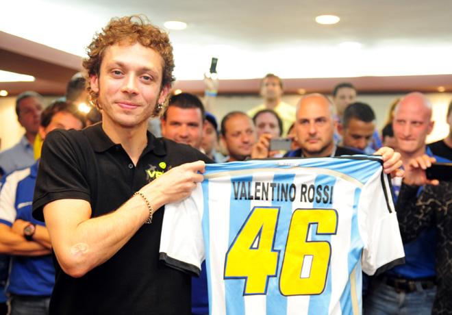 Yamaha - Promocion Mundial - Valentino Rossi