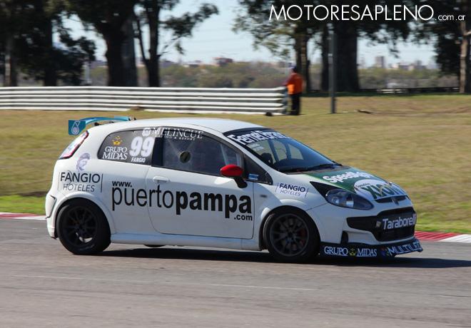 Abarth Punto Competizione - Buenos Aires - Juan Manuel Fangio II-Hector Fliter