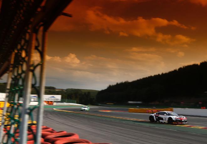 Audi - Tercera victoria de la marca en las 24hs de Spa 2