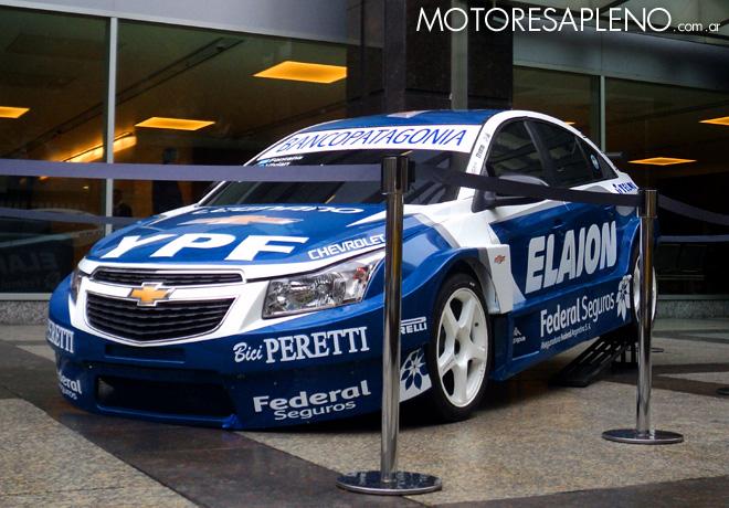 Banco Patagonia - Chevrolet STC2000 1