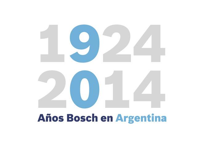 Bosch - 90 aniversario en Argentina
