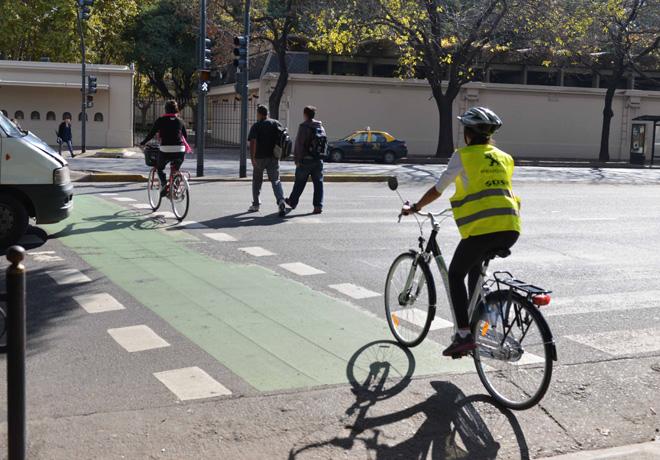 CESVI - Bicisendas y Ciclovias de la Ciudad 0