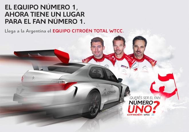 Citroen Concurso WTCC