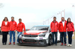 Citroen Racing WTCC brindo un co-driving solidario 5