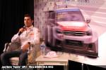 Conferencia de Jose Maria Lopez - Piloto Citroen Total WTCC 2
