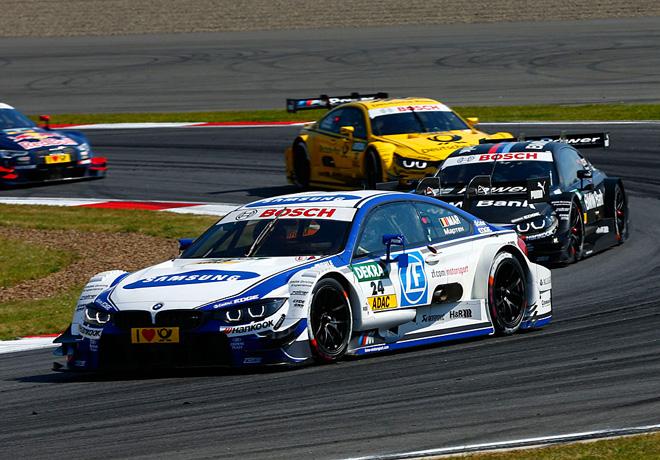 DTM - Moscu - Maxime Martin - BMW