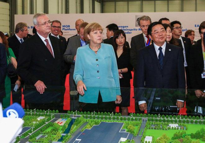 El Grupo Volkswagen construira dos nuevas plantas en China 2