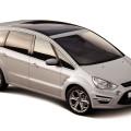 El S-Max sera protagonista del primer Major Series del Ford Kinetic Design Golf Invitational