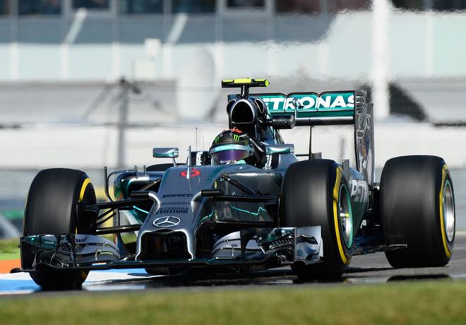 F1 - Alemania 2014 - Nico Rosberg - Mercedes GP