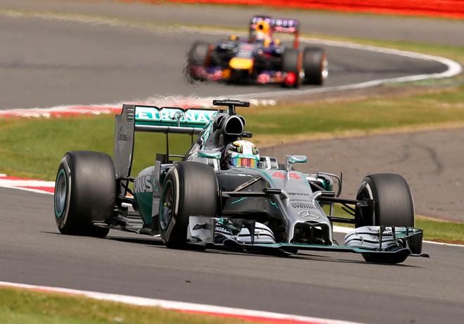 F1 - Gran Bretaña 2014 - Lewis Hamilton - Mercedes GP