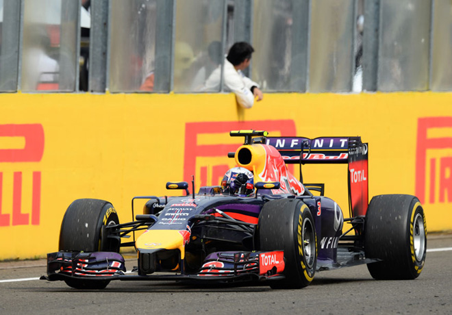 F1 - Hungria 2014 - Daniel Ricciardo - Red Bull