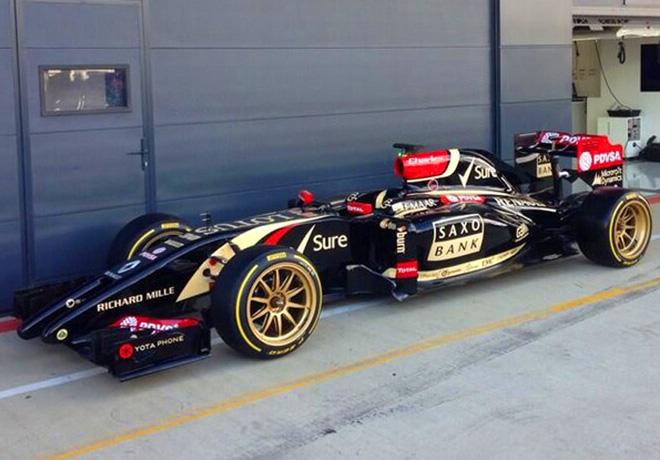 F1 - Lostus - Pirelli de 18 pulgadas - Silverstone 1