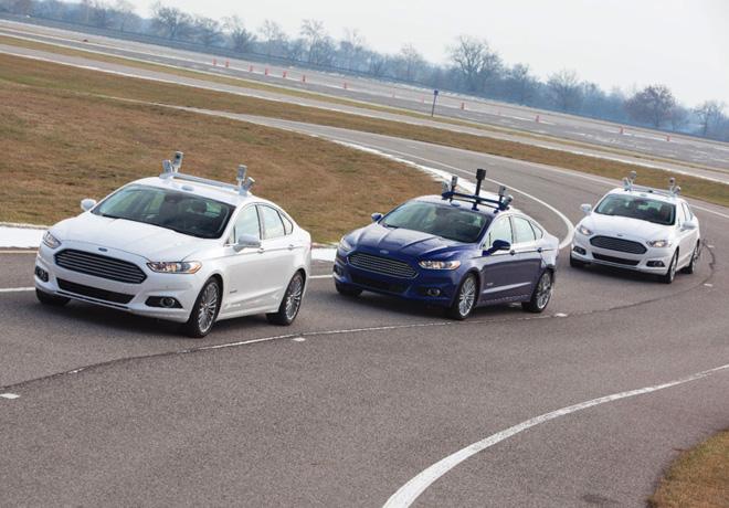 Ford - El futuro de la movilidad 2