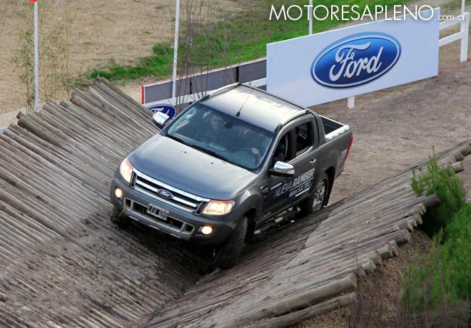 Ford es sponsor oficial de la 128va Exposicion Rural 1