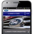 Ford presento una nueva aplicacion para clientes del Plan Ovalo